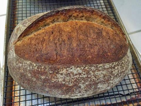 This Weeks Baking 9 3 15 Sjsd Baguettes And Pain Au Levain With