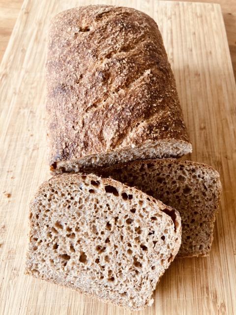 Sourdough Allison bread