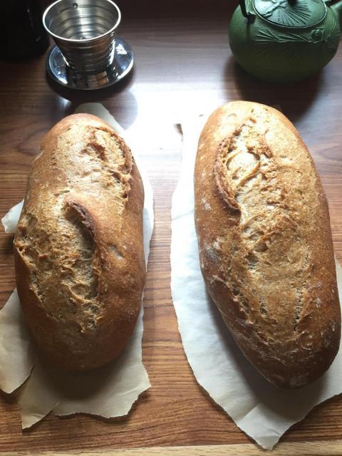 loaf outside