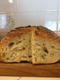 Does hydration %age include levain? 1