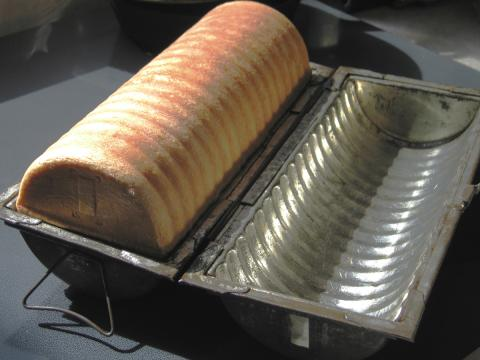 Any Such Thing As A Tubular Baking Pan The Fresh Loaf