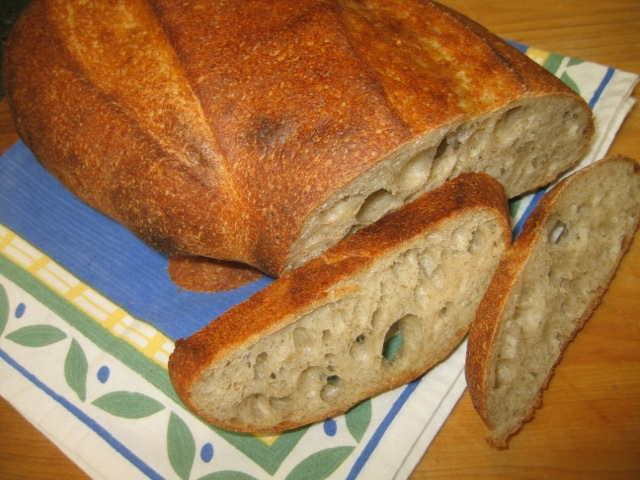 Hamelman's Vermont Sourdough
