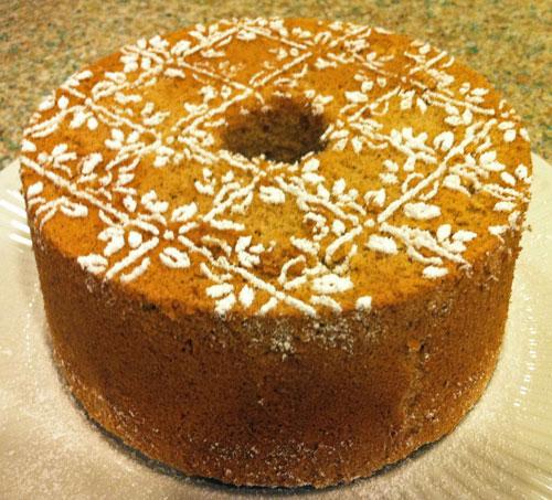 Nigella Lawson Mandarin Cake