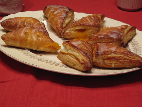 Flaky Turnovers Made With Cream Cheese Pastry The Fresh Loaf