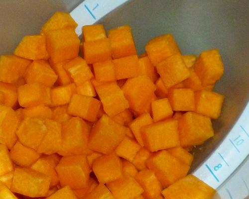 Trick or Treat: Pumpkin/Pecan Biscotti   The Fresh Loaf