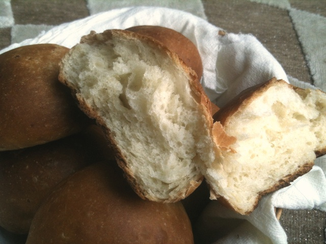 Mark's Potato Rolls | The Fresh Loaf