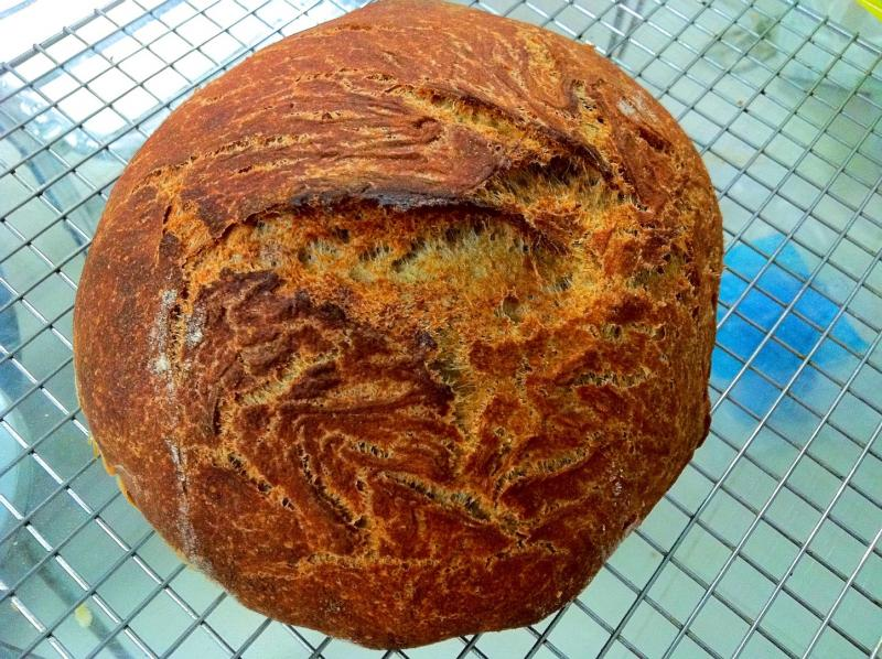 how to make bread with spelt flour without yeast