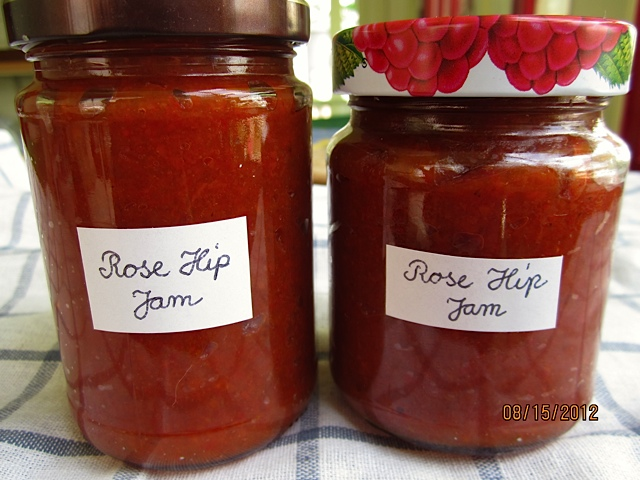 rose hip jelly and jam photo sweden are wild rose hips rose hip jam ...