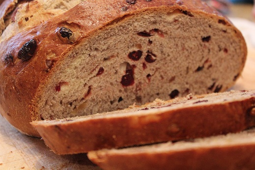 BBA Challenge: Week 11 - Cranberry-Walnut Bread | The Fresh Loaf