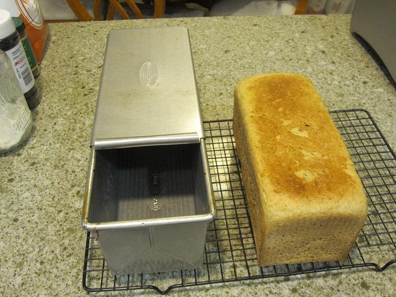 Pullman Loaf The Fresh Loaf