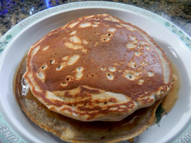 ... Buckwheat Apple SD Bake with Buckwheat SD Pancakes Today | The Fresh