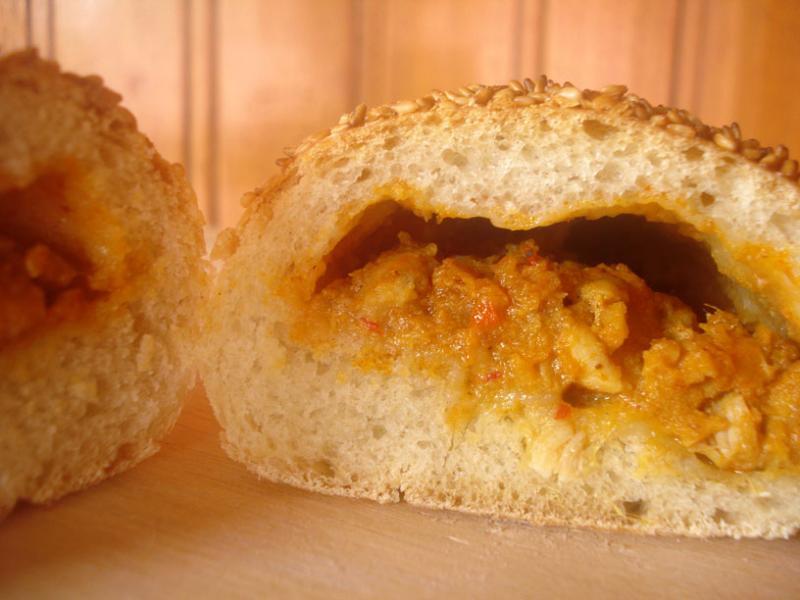 Kare Pan (Curry Bread) Recipe — Dishmaps