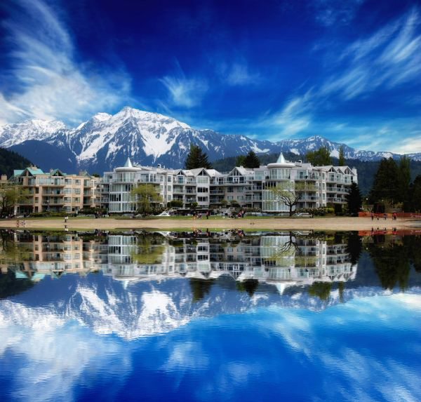 how to go to harrison hot springs without reservation