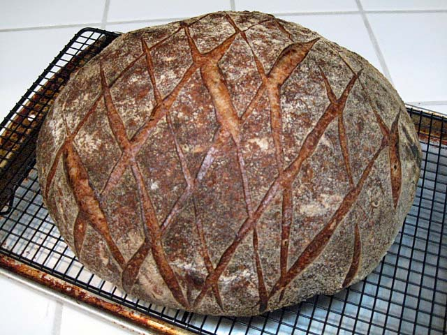 this weekend 39 s baking sfbi miche hamelman 39 s pain au levain the fresh loaf. Black Bedroom Furniture Sets. Home Design Ideas
