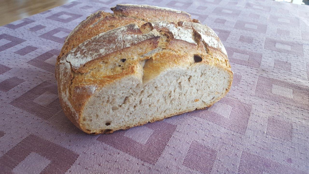 Improvised Baking Vessel The Fresh Loaf