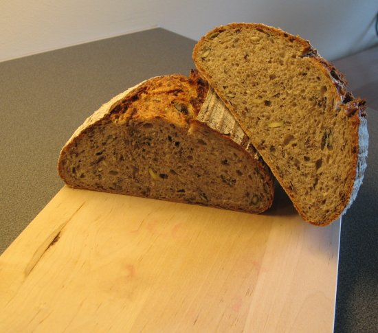 Multigrain buckwheat