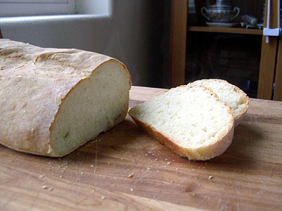 Learn how to bake bread at home