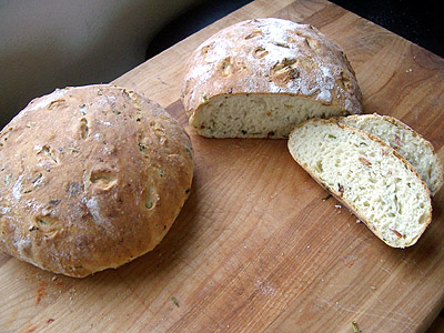 The Bread Was Wonderful While Still Warm With A Pot Of Soup But I Actually Think I Preferred It The Next Day Cold