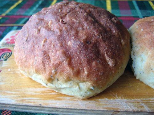 Potato Rosemary Rolls | The Fresh Loaf