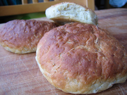 Potato Rosemary Rolls | The Fresh Loaf