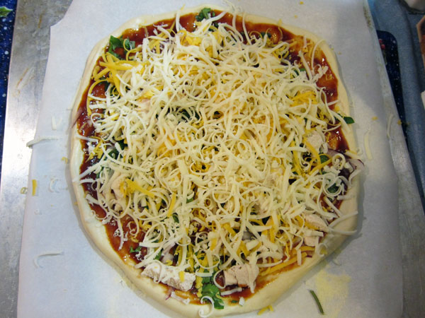 super bowl pizza