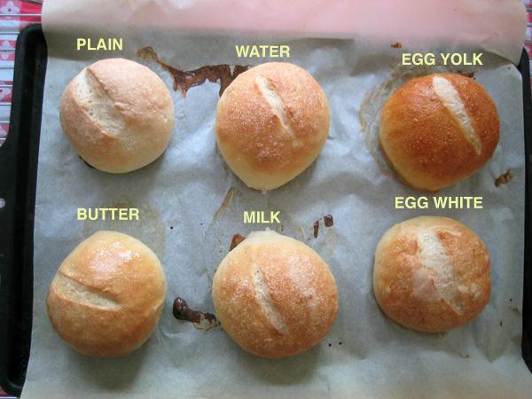 glazed rolls