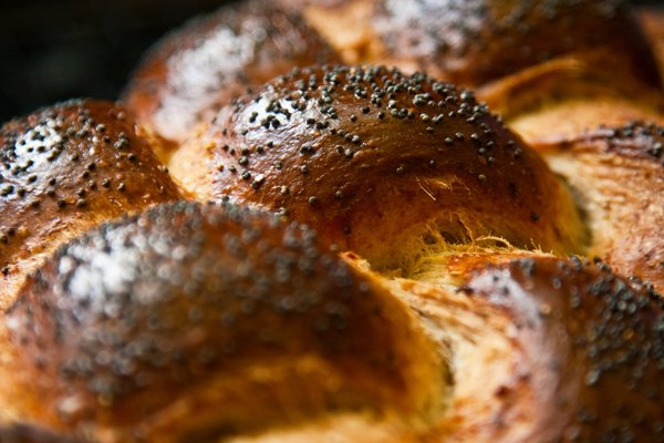 Honey Whole Wheat Challah