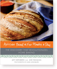 artisan bread in 5