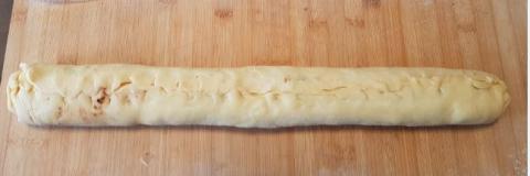 Babka loaf - rolled (pre-chill)