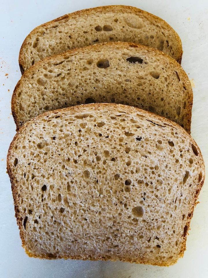 Approachable Crumb